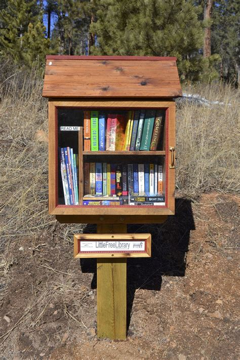 Little Library Plan Books