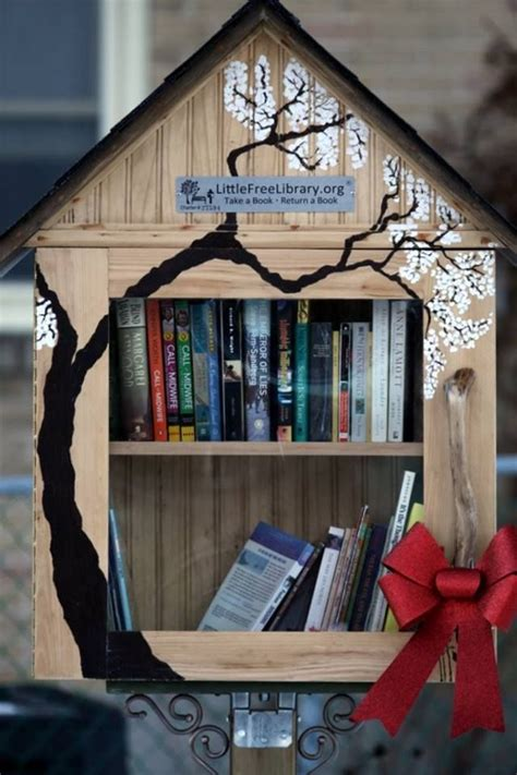 Little Library Plans Ontario