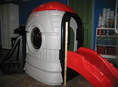 Little Tikes Rocket Ship Playhouse