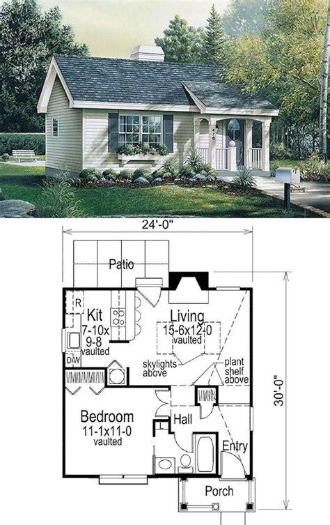Little-Tiny-House-Plans