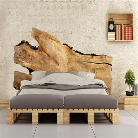 Live-Edge-Wood-Slab-Bed-Diy
