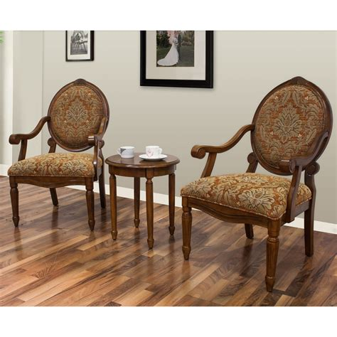 Living Room Traditional Accent Chairs