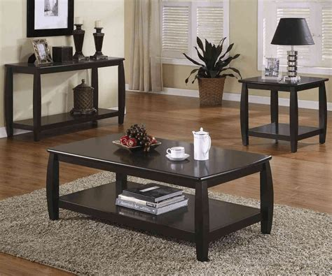 Living room table ideas Image