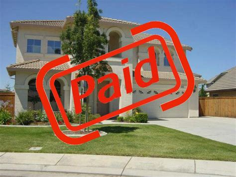 Loan Against Paid Off Home