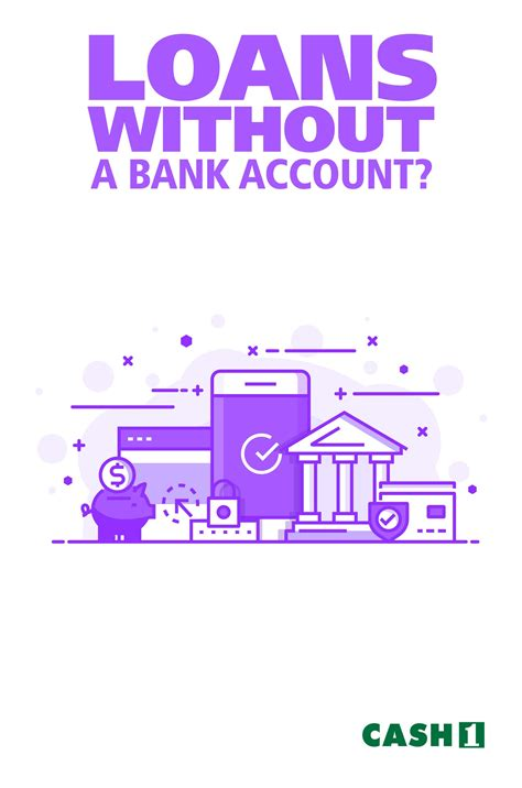 Loans Without Bank Account