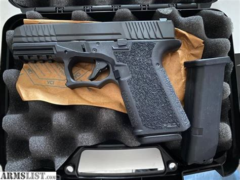 Locally Made Glock 17 19 Clone And Pmag 17 For Glock