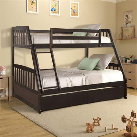 Loft Bed With Storage Plans New