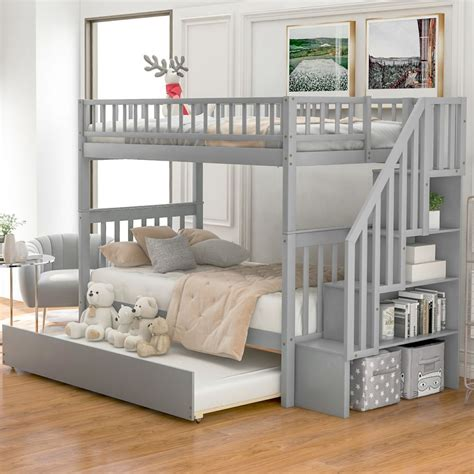 Loft Bed With Storage Plans Woodworking