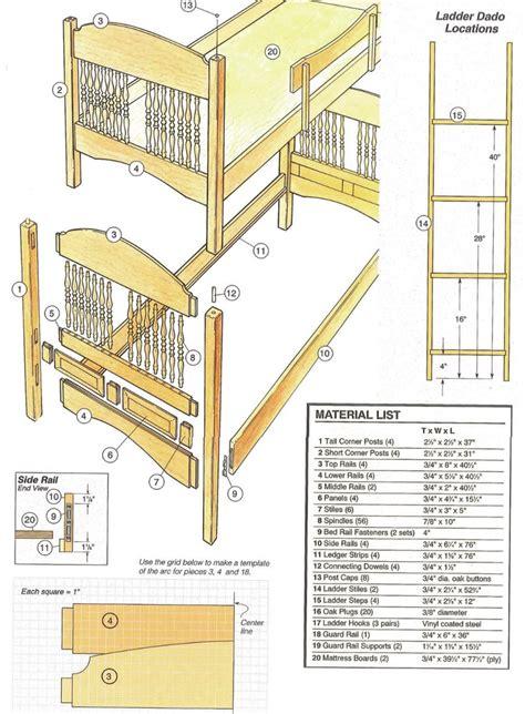 Loft-Bed-Building-Plans-Free