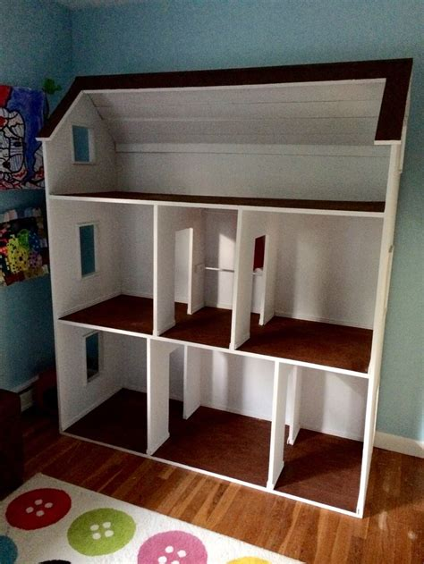 Loft-Bed-Plans-For-18-Inch-Dolls