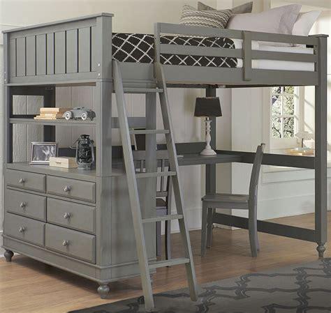 Loft-Bed-W-Desk-Plans