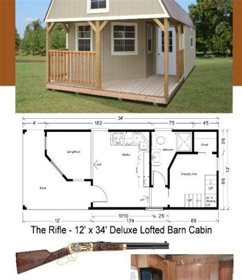 Lofted-Barn-Cabin-Building-Plans