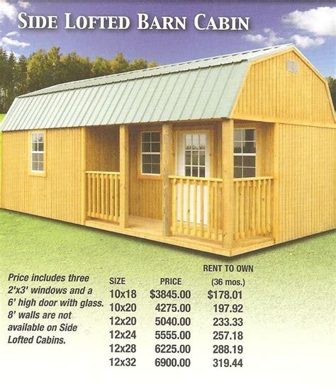 Lofted-Barn-Cabin-Building-Plans-Free