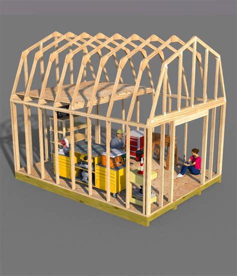 Lofted-Barn-Storage-Building-Plans
