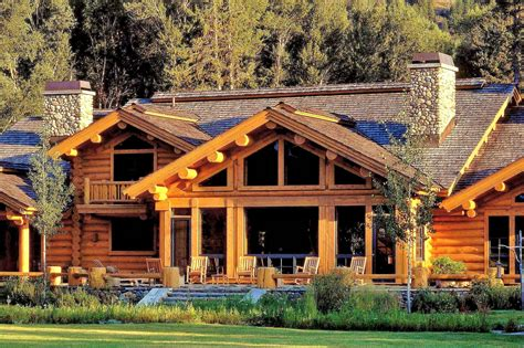 Log Cabin Builders Canada