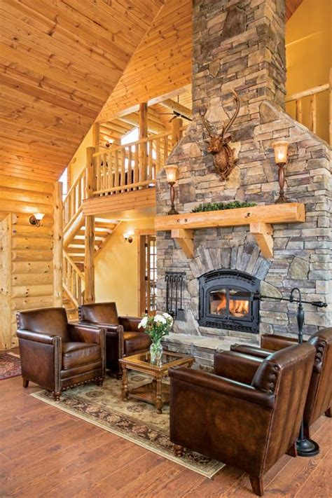 Log Cabin Design Ideas