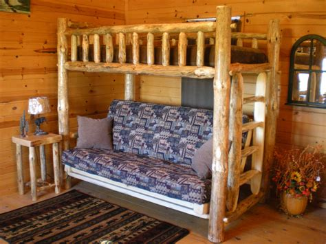 Log Cabin Furniture Plans