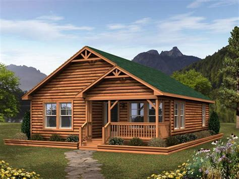 Log House Birdhouse Plans