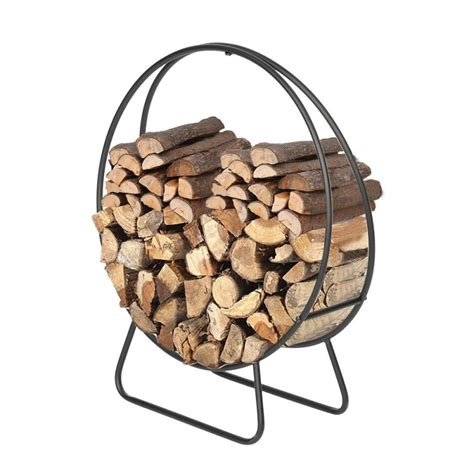 Log-Hoop-Rack