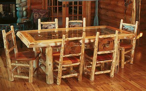 Log-Kitchen-Table-Plans