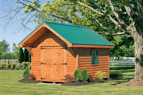 Log-Sided-Shed-Plans