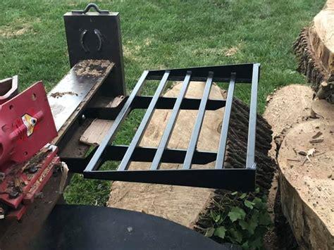 Log-Splitter-Cradle-Plans
