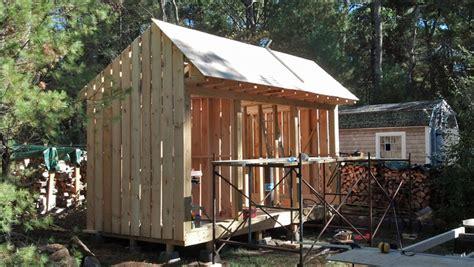 Log-Splitter-Storage-Shed-Plans