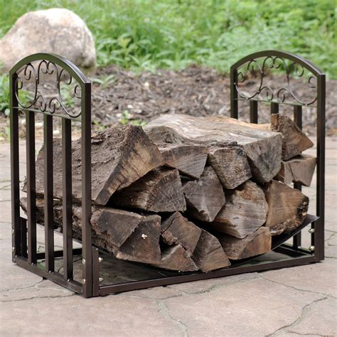 Log-Storage-Rack