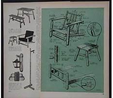 Best Log furniture plans free
