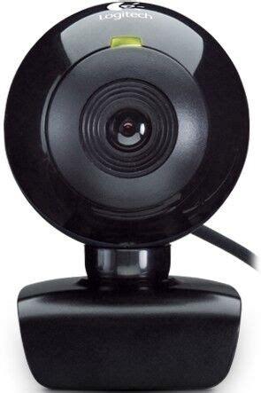 Logitech QuickCam C120 Webcam - 0.3 Megapixel - Black - USB 2.0 - 640