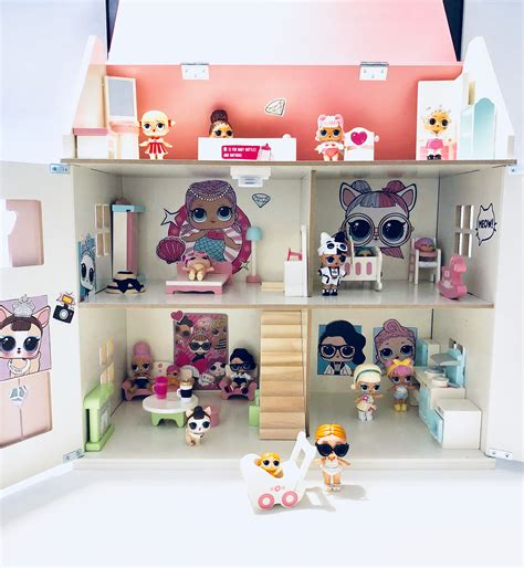 Lol Doll House Diy