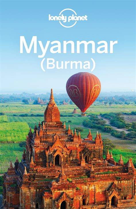 [pdf] Lonely Planet Myanmar Burma Travel Guide English Edition.