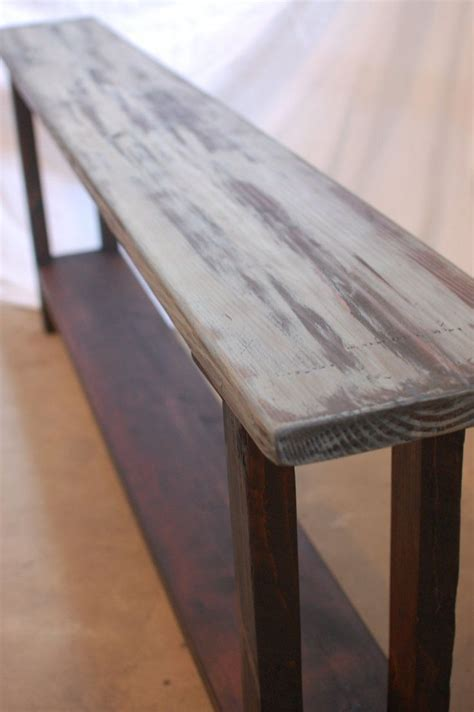 Long Wood Table Diy Images