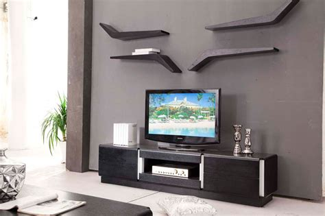 Long Tv Stand Stands Decorating Modern Living Room Be Equipped For Cabinets With Storage Bins