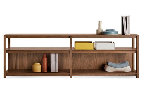 Long-And-Low-Bookcase-Plans