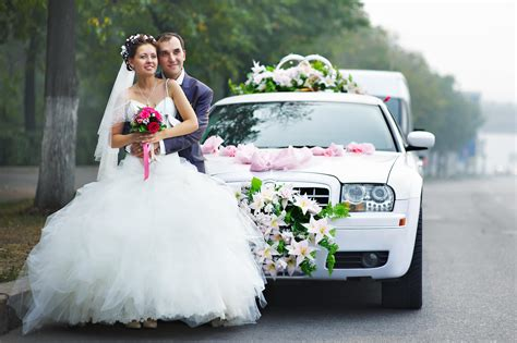 Los Angeles Limos and Your Wedding Day