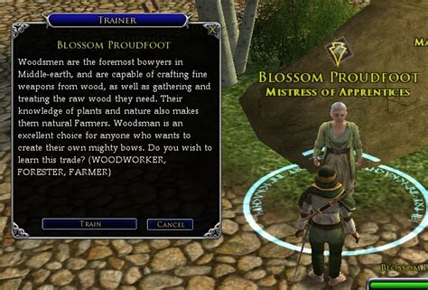 Lotro-Journeyman-Woodworker-Recipes