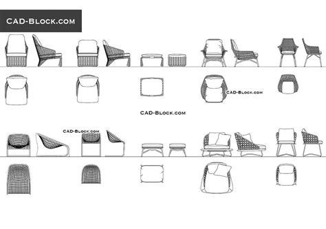 Lounge-Chair-Cad-Plan