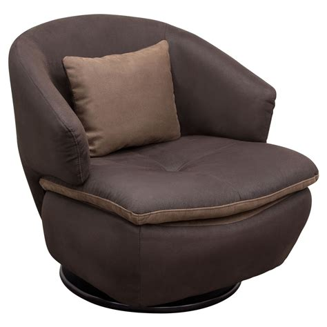 Loveseat Accent Chair Brown