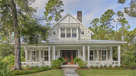 Low Country Farmhouse Plan 2000