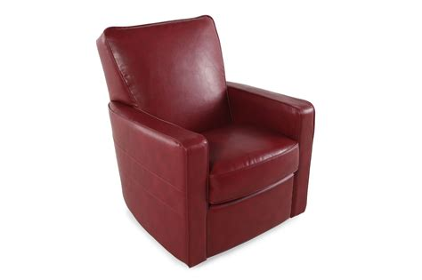 Low Profile Swivel Recliner