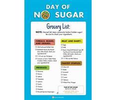 Best Low sugar diet plan australia