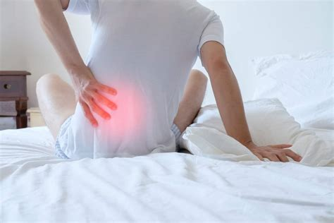 Lower Back Pain Sleeping And Stabbing Pain In Upper Back