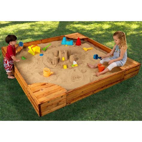 Lowes Childrens Sandboxes