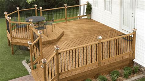Lowes Deck Building Plans