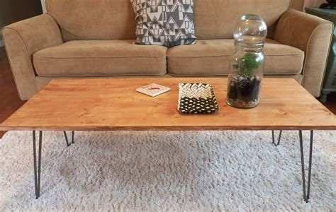 Lowes Diy Coffee Table