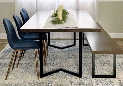 Lowes Diy Dining Table Plans