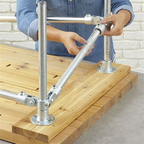 Lowes Diy Pipe Table Legs