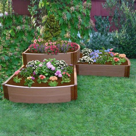 Lowes Diy Raised Garden Bed