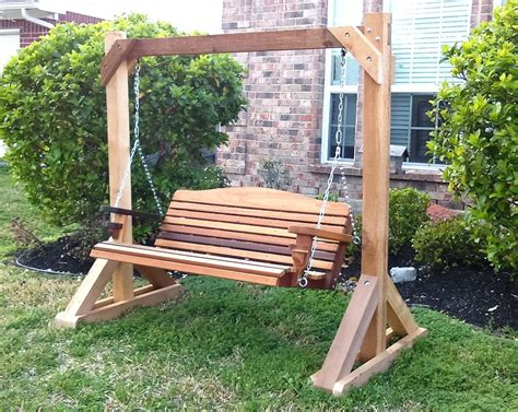 Lowes Free Standing Porch Swings